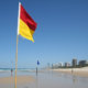 Swim between the flags at Gold Coast beach