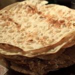 Traditional Iraqi Bread - Khubz