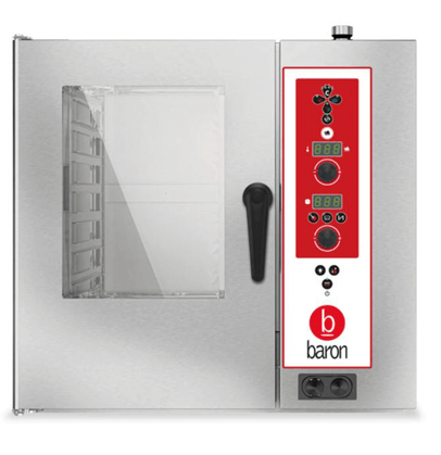 BARON 7 Tray Electric Combi Oven BCKOPVES071 S Series