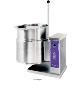 Cleveland Jacketed Tilting Steam Kettle Model KET-iCT