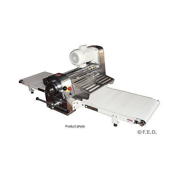 FED JDR-520B Countertop Dough Sheeter