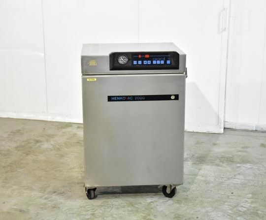 Henko AC2000 Commercial Vacuum Packing Cryovac Machine