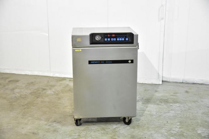 Henko AC2000 Commercial Vacuum Packing Cryovac Machine