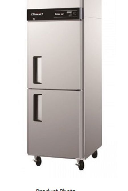 Turbo Air Range 2 Half Doors Fridge - KR25-2