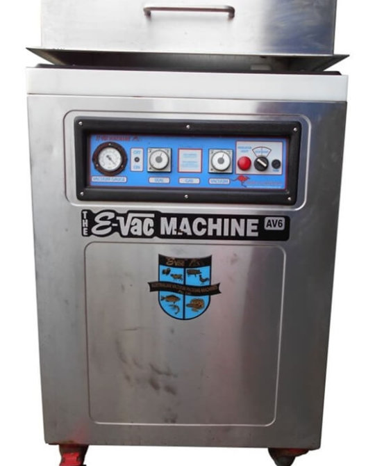 eVac AV 6 Vacuum Sealing Machine -1