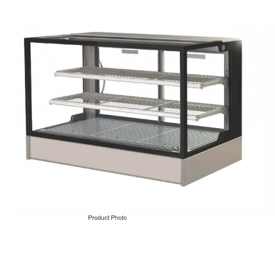 FPG Inline 3000 Series Ambient Counter Top Display Cabinet