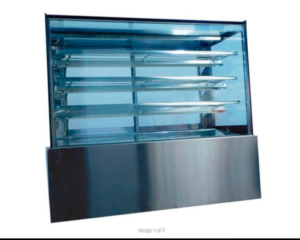 Artisan Hot Food Display Cabinet Model M3453 -1
