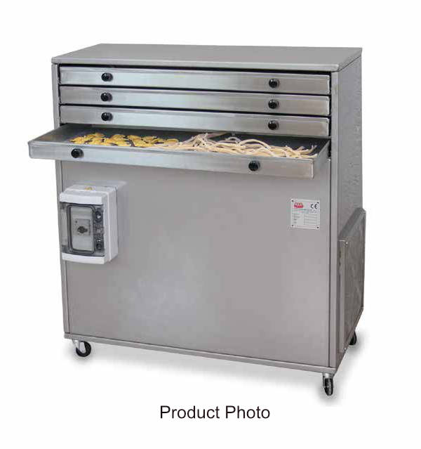 Commercial Pasta Dryer Pama Roma PR 4 -1