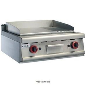 Gasmax Gas Griddle Top Flat Plate JZH-TRG -1
