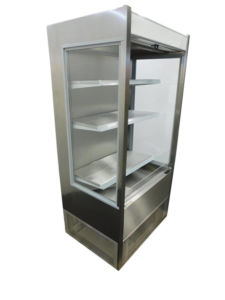 Greenline Reach in Display Fridge -1