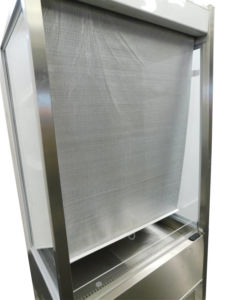 Greenline Reach in Display Fridge -3