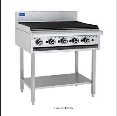 LUUS Gas Char grill BCH-9C