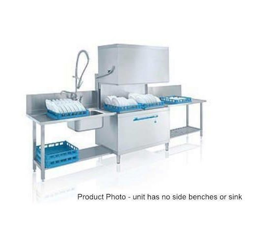 Meiko DV-200 Pass Through Double Dishwasher