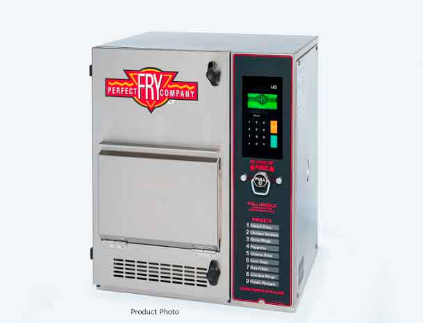 Perfect Fry Ventless Hoodless Countertop Fryer Used