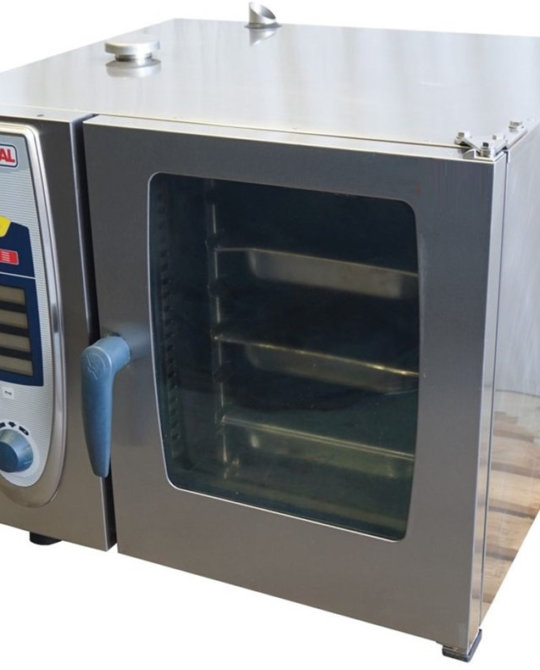Rational SCC61 Electric 6 Tray Combi Oven