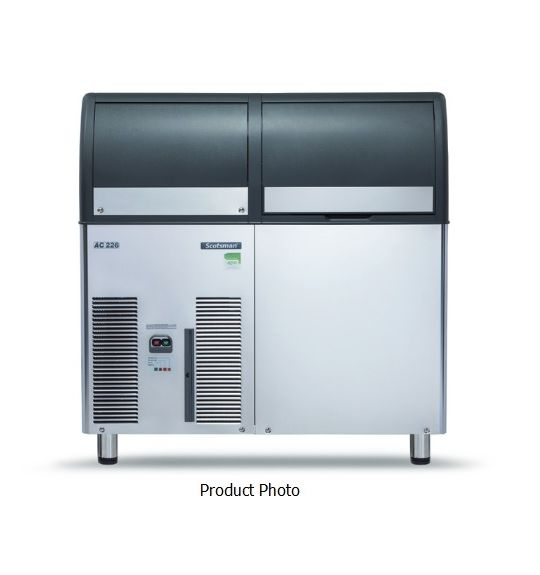 Scotsman Ice Machine ACS226