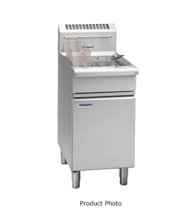 Waldorf-800-Series-FN8120G---Gas-Fryer