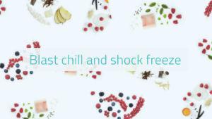 Irinox Blast Chill & Shock Freeze