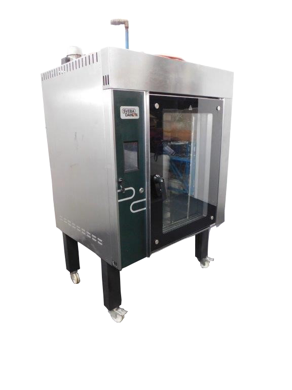 Sveba Dahlen S-series Mini Rack Bakers Oven S402