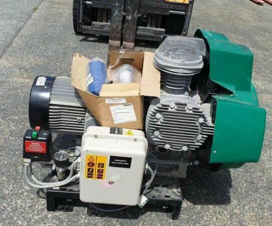 Atlas Copco Air Compressor Oil Free & Parts